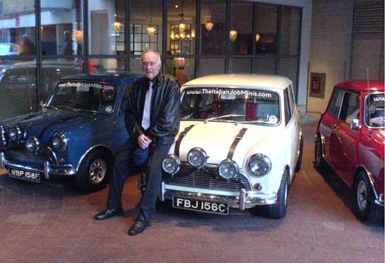 The Italian Job Film Cars And Drivers